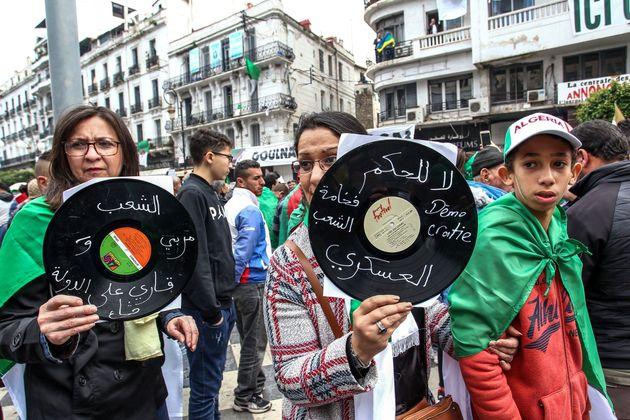 La manifestation du 7e Vendredi en