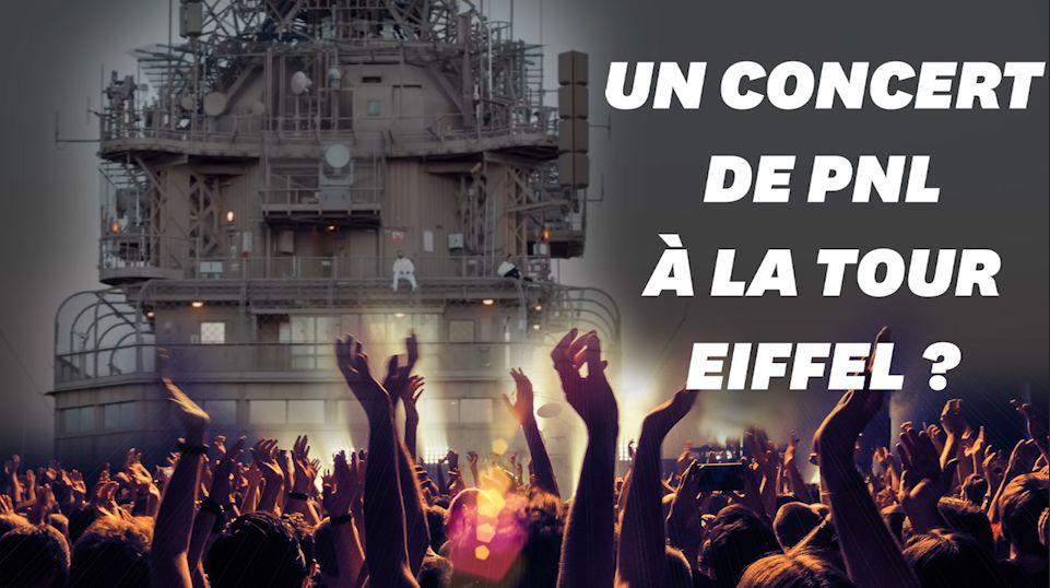 La tour Eiffel dément les rumeurs d'un concert de