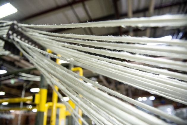 Textile company PrimaLoft has created a biodegradable synthetic material that can be woven into