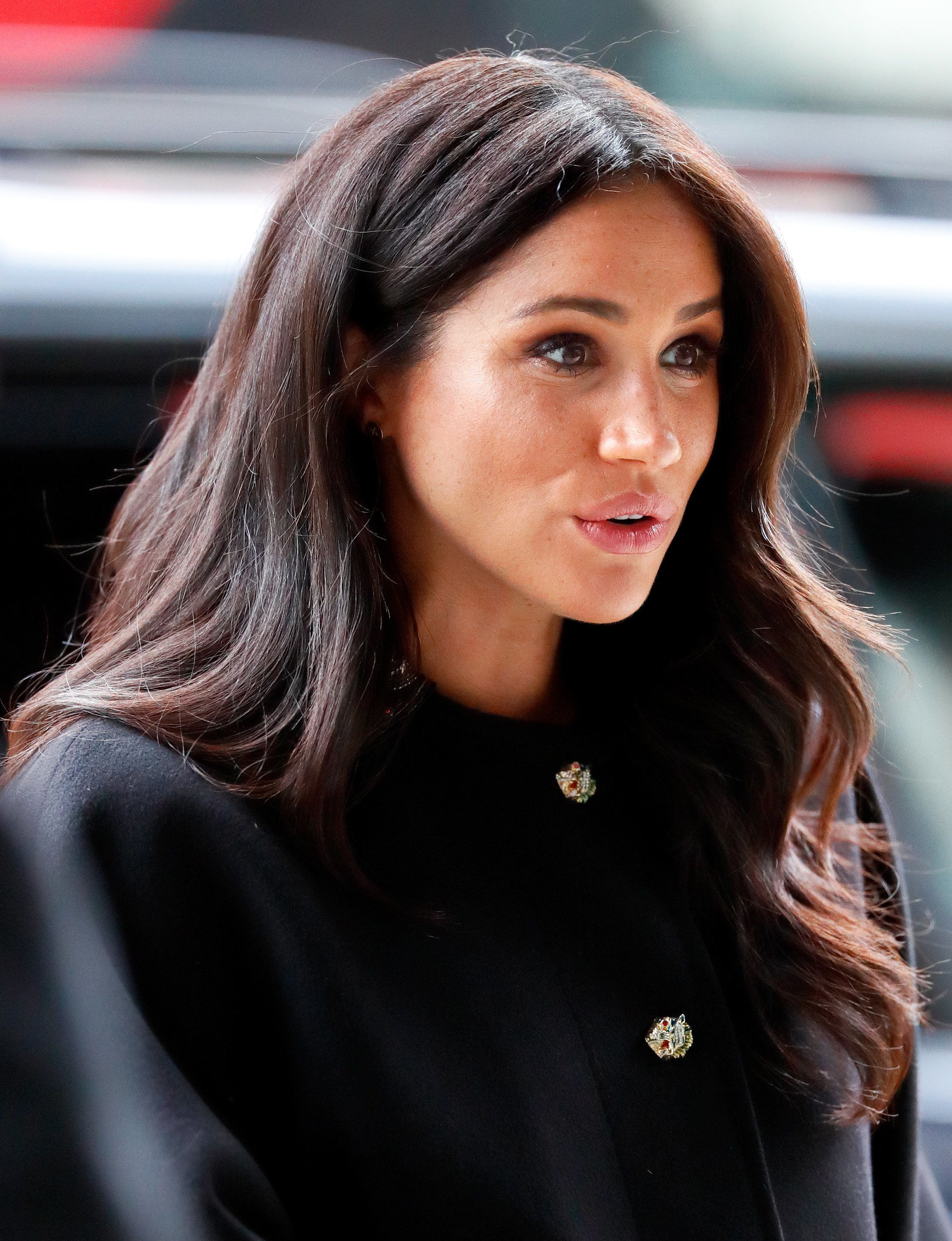 Royal Baby: Meghan Markle Goes Into Labour - With Prince Harry By Her