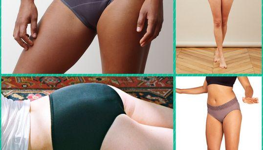 LE BON CHOIX DU WEEKEND: les meilleures culottes menstruelles pour des règles saines et