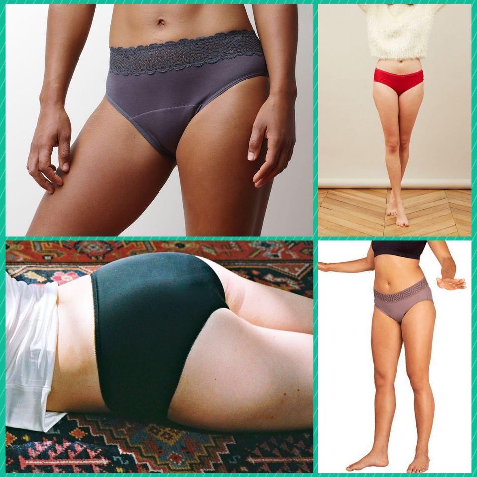 Les meilleurs culottes menstruelles pour des règles saines et