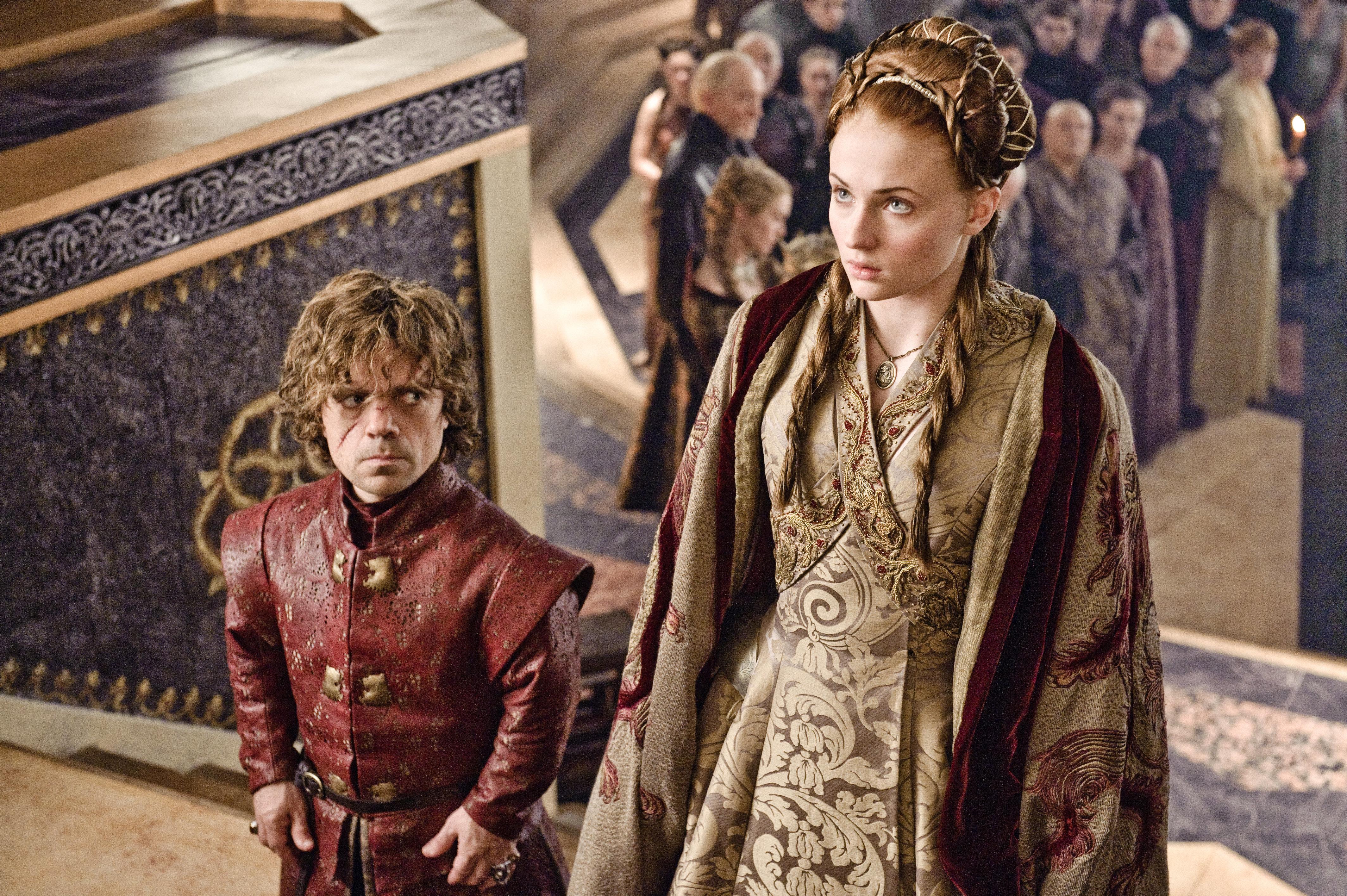 'Game of Thrones': Especialistas tentam determinar se Tyrion e Sansa ainda estão