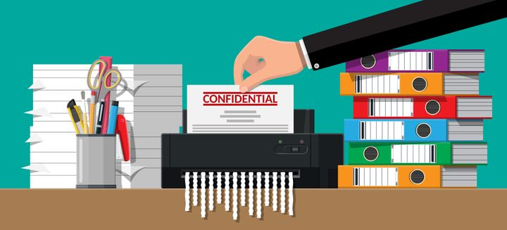 Drowning In Paperwork? Here's How To Organize All Your Important Documents
