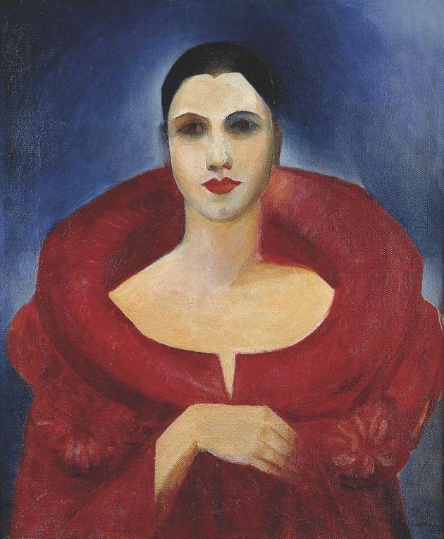 """Tarsila, que ousou dizer publicamente que queria ser """"a pintora do Brasil"""", agora tem a sua..."""