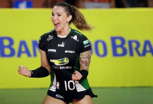 Em meio às críticas que recebe, a atleta segue respaldada pelo Comitê Olímpico...