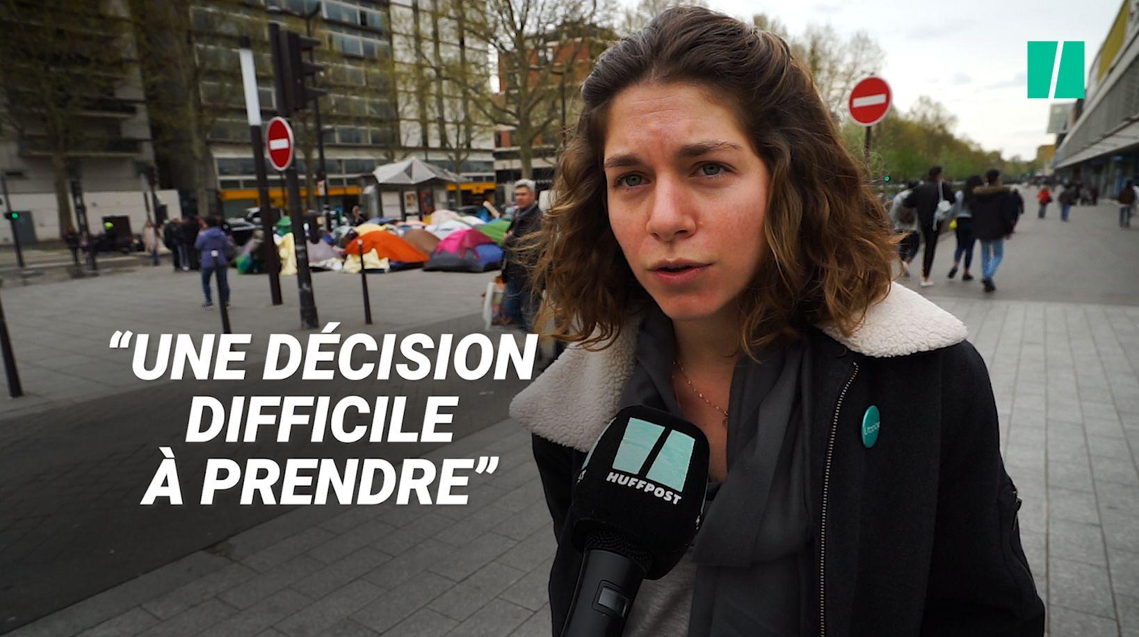 Les associations d'aide aux migrants en grève:
