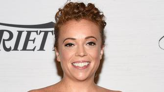 Comedian Michelle Wolf attends Variety's Power of Women: New York presented by Lifetime at Cipriani 42nd Street on Friday, April 5, 2019, in New York. (Photo by Evan Agostini/Invision/AP)