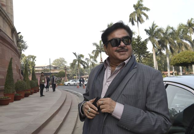Shatrughan Sinha in a file
