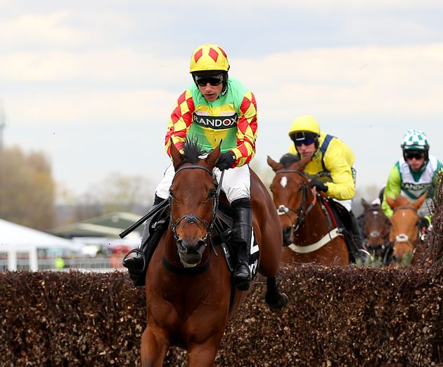 Crucial Role ridden by jockey Harry Skelton was one of those that