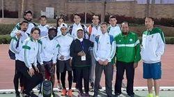 Championnats arabes d'athlétisme: 3 médailles pour