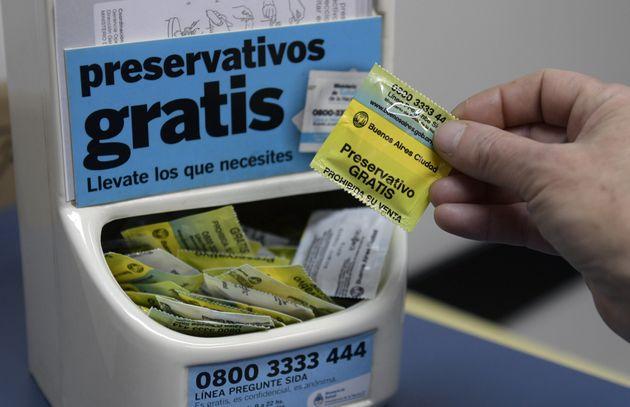 Αργεντινή: Το προφυλακτικό που χρειάζονται δύο για να το