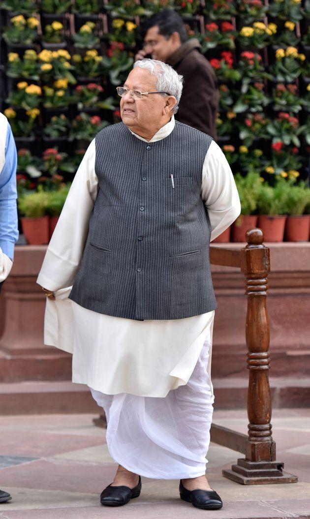 BJP leader Kalraj Mishra in a file