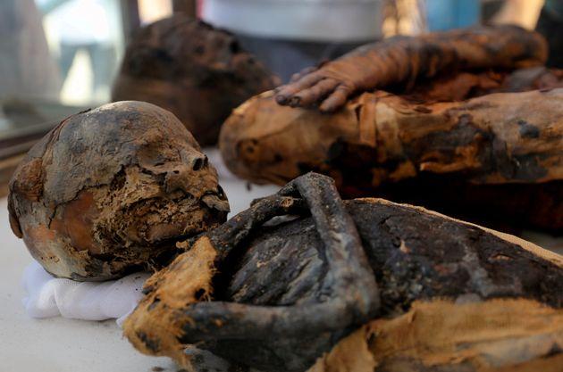 Egypte: une tombe de plus de 2000 ans dévoilée à