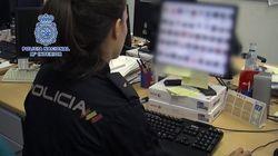 Cae una extensa red de pornografía infantil que guardaba archivos en la
