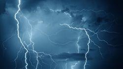 Averses orageuses sur les wilayas du Centre et de l'Ouest à compter de