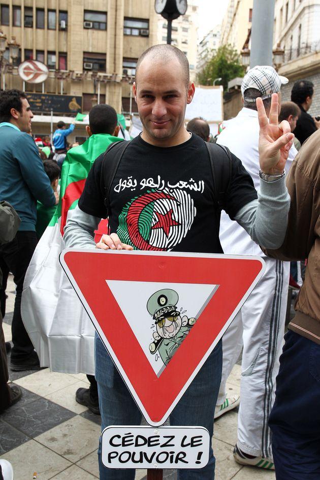 Algérie: un éveil politique et