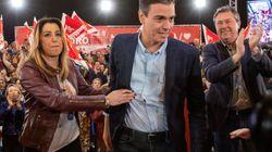Sánchez promete gobernar priorizando igualdad social, convivencia y lucha contra la
