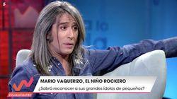 Mario Vaquerizo defiende en 'Viva la vida' a Michael Jackson: