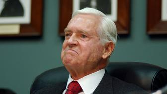 Sen. Ernest ''Fritz'' Hollings, D-S.C. (Getty Images)