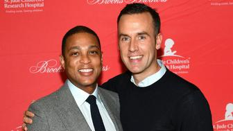 NEW YORK, NY - DECEMBER 18:  Don Lemon and Tim Malone attend the Brooks Brothers And St Jude Children's Research Hospital Annual Holiday Celebration In New York City on December 18, 2018 in New York City.  (Photo by Mike Coppola/Getty Images for Brooks Brothers)