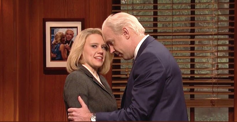 'Joe Biden' on SNL