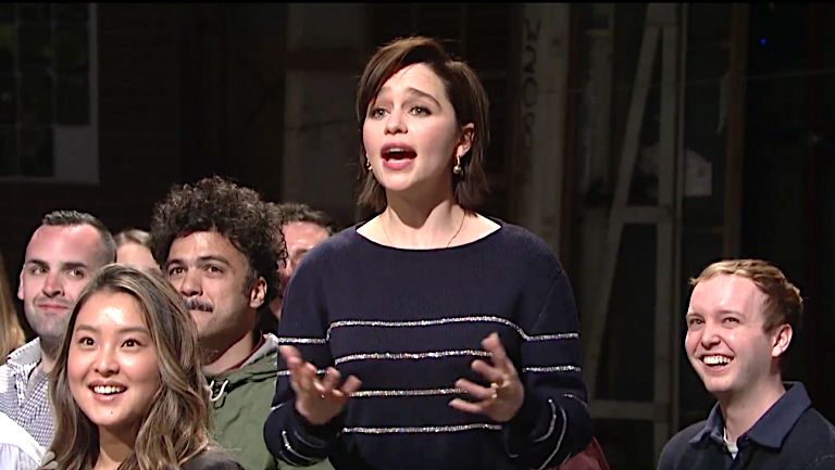 Kit Harington on 'SNL'