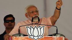 Modi Calls Mamata 'Speed Breaker Didi', Accuses Her Of Denying People Govt