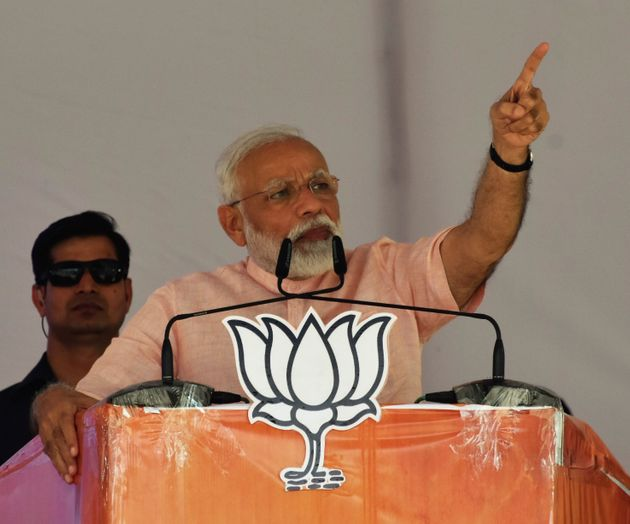 Modi Calls Mamata 'Speed Breaker Didi', Accuses Her Of Denying People Govt