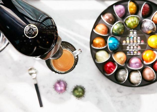 네스프레소 버츄오와 25가지의 커피