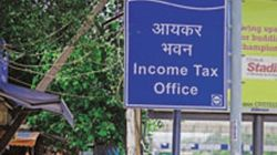 Income Tax Department Raids 50 Locations Belonging To MP CM Kamal Nath's
