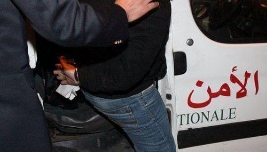 Arrestation d'un homme soupçonné d'avoir assené un coup de couteau à un adolescent à