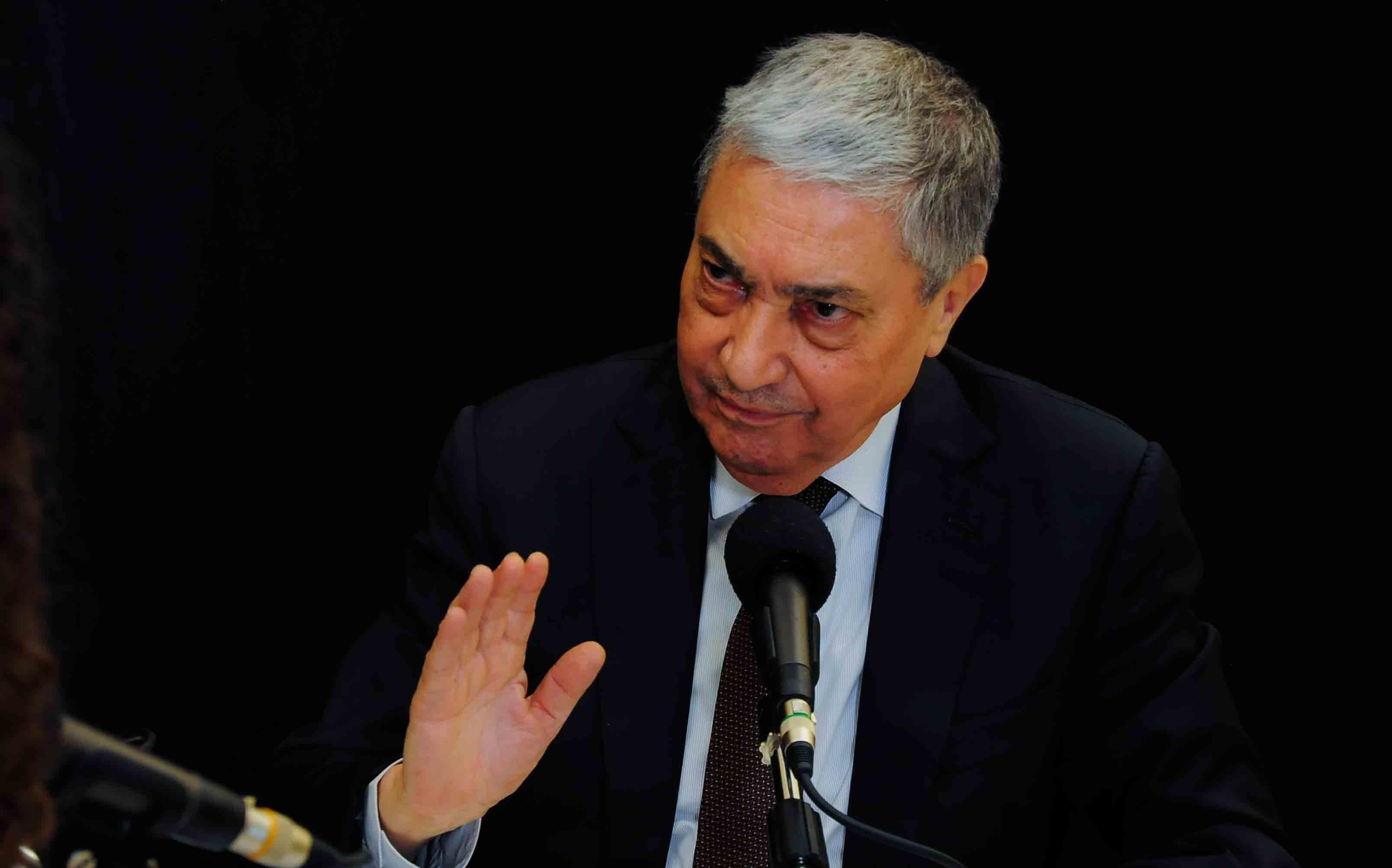 Ali Benflis détaille ses propositions après le départ de