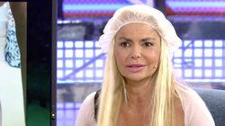Leticia Sabater reaparece en 'Sábado Deluxe' tras su operación para parecerse a