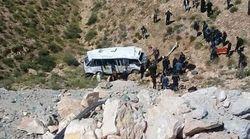 Matmata: Au moins 5 morts et une vingtaine de blessés dans un terrible accident de