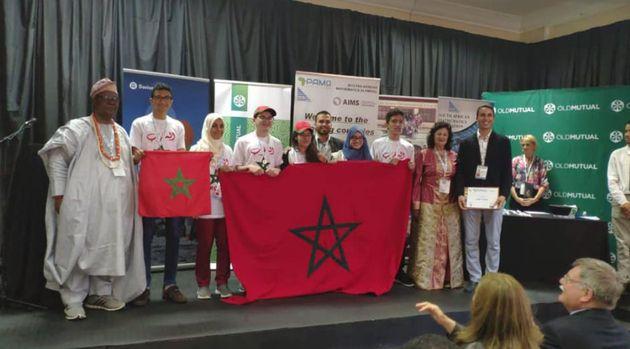Olympiades africaines de mathématiques: Pluie de médailles pour les élèves