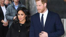 El príncipe Enrique y Meghan Markle estrenan residencia antes de que nazca su primer