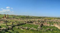 """Le festival """"Sailing Stones"""" s'installe à Dahmani, aux abords des ruines"""