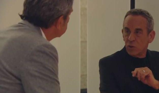 Thierry Ardisson face à Michel Cymes dans