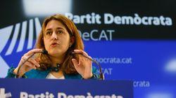 Marta Pascal abre la puerta a crear un partido no subordinado a
