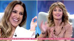 Mónica Naranjo saca los colores a Emma García hablando de sexo en 'Viva la