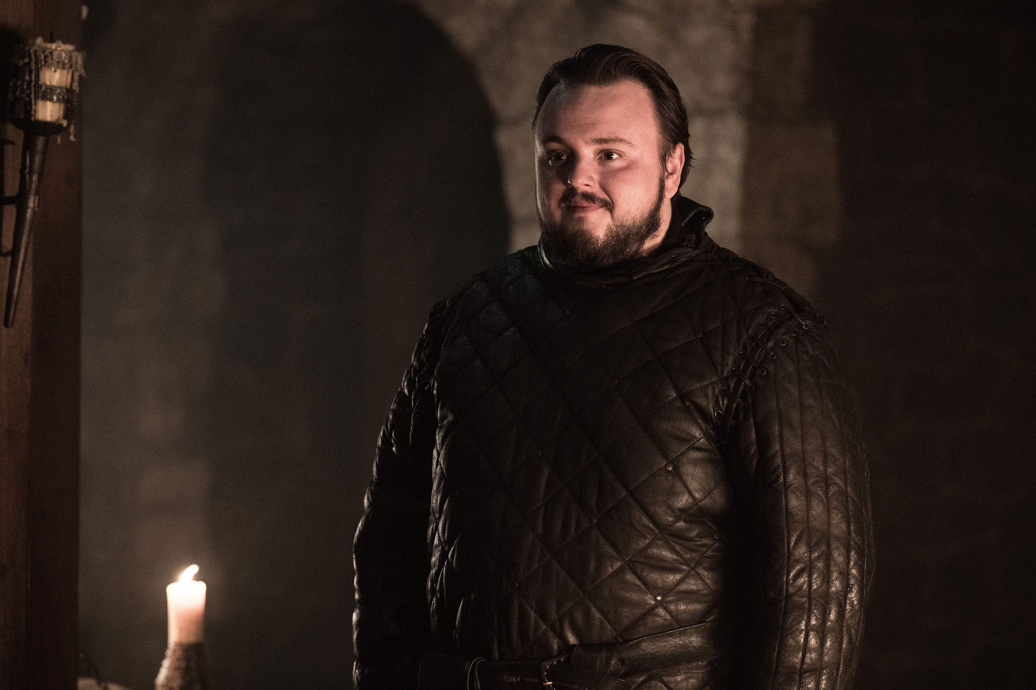 """""""There and Back Again: A Hobbit's Tale"""" by Samwell Tarly."""