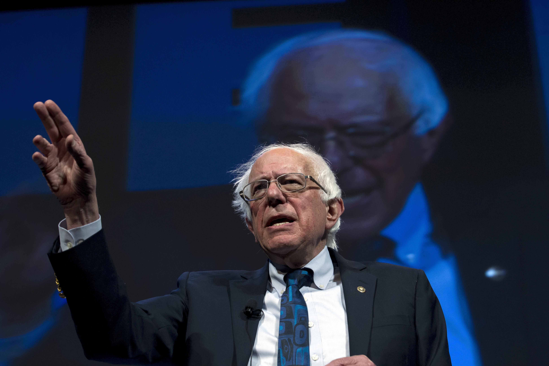 Bernie Sanders Says Fox News Is A Propaganda Arm Of Trump