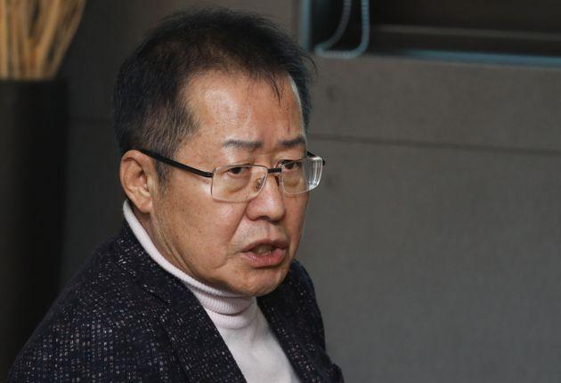 홍준표는 故 조양호 회장을 '문정권의 피해자'라고