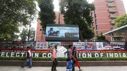 With A Million Complaints In 3 Weeks, The Election Commission Is