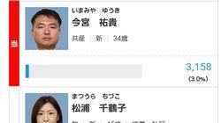 일본의 시의원 선거에서 이번에도 제비뽑기 당선자가