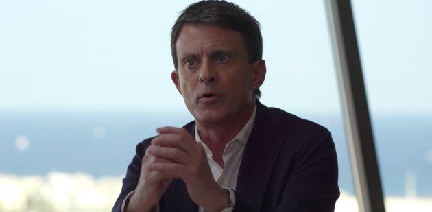 Incredulidad por lo que dijo Manuel Valls de Ciudadanos en Salvados (laSexta) con Jordi