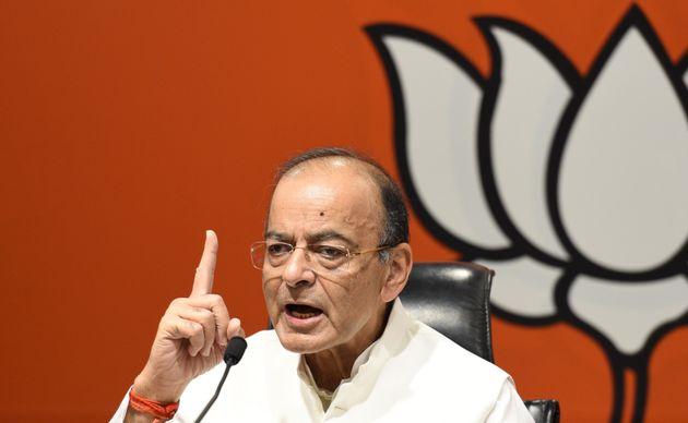 BJP Manifesto Not Prepared With 'Tukde Tukde' Mindset, Says Arun