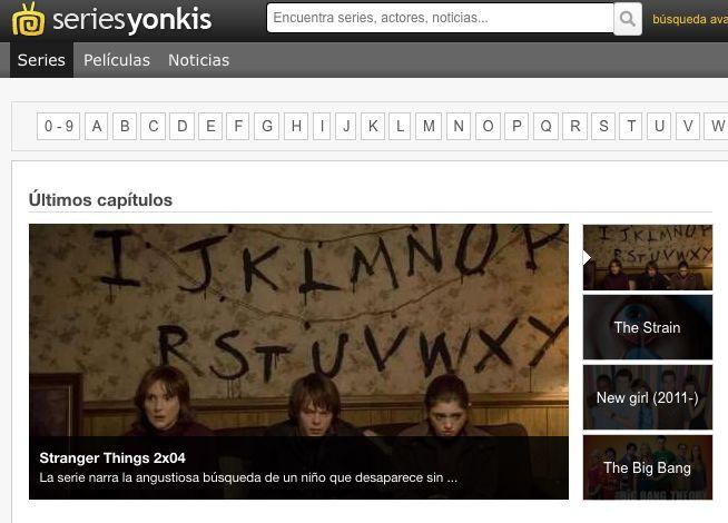 Juzgan a los creadores de seriesyonkis en el mayor juicio contra la piratería en