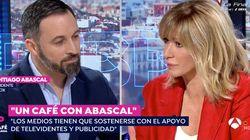 El argumento de Abascal en defensa de su asesor que agredió a Pablo Iglesias que deja a Griso con esta